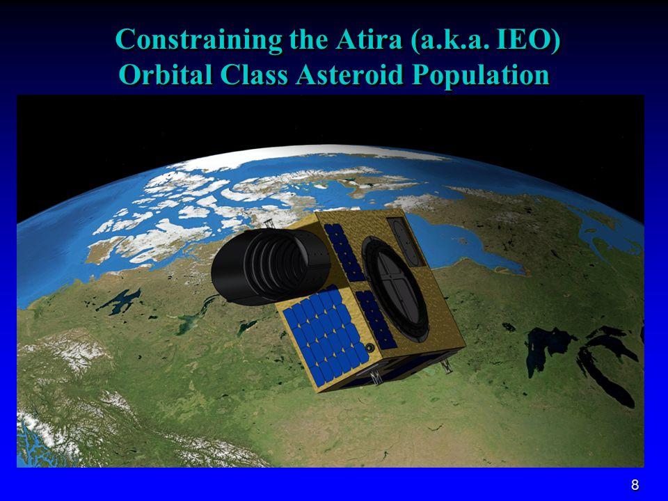 8 Constraining the Atira (a.k.a.