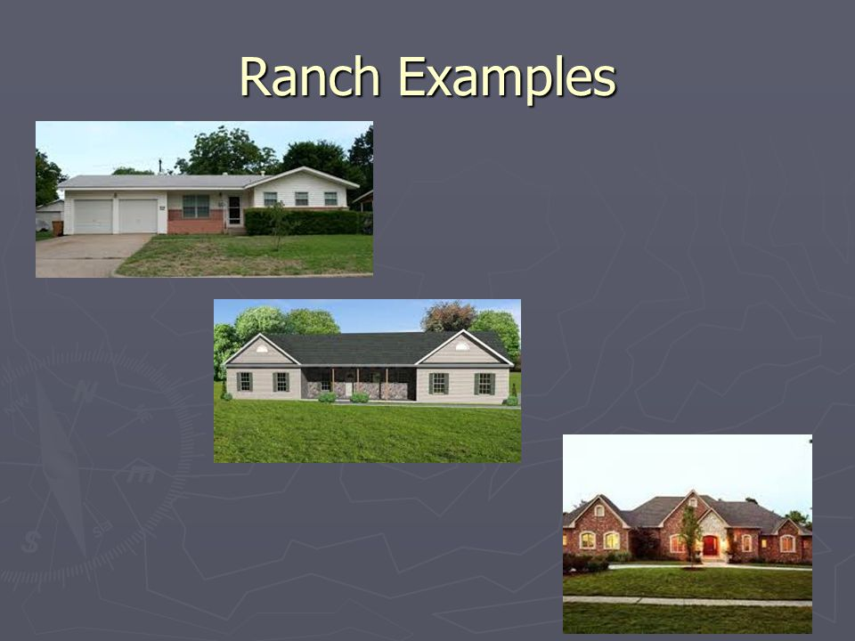 Ranch Examples
