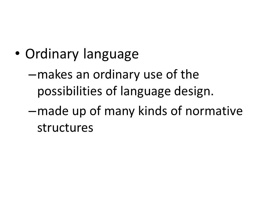 Literary language – makes an extraordinary use of these possibilities  this makes the text more memorable – Particular linguistic patterning – Extends and modifies normative structures of language in unusual ways In reading a text, we create a perception of that text.