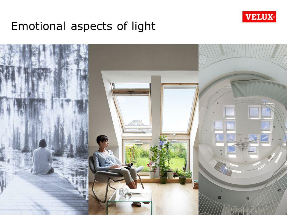 Emotional aspects of light