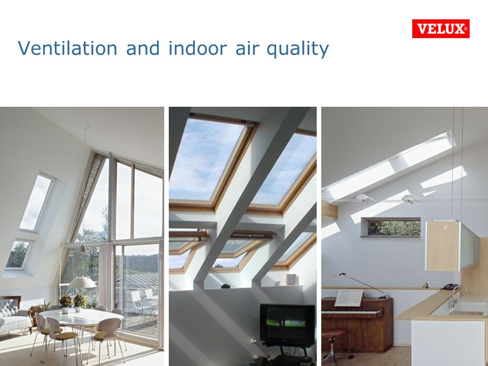 28 Ventilation and indoor air quality