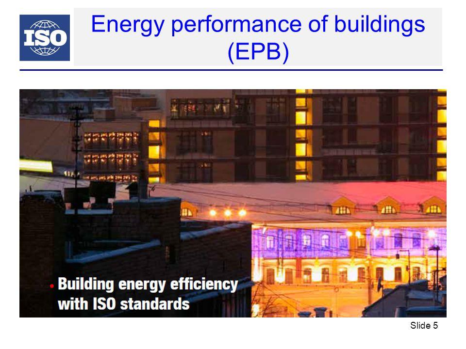 Energy performance of buildings (EPB) Slide 5