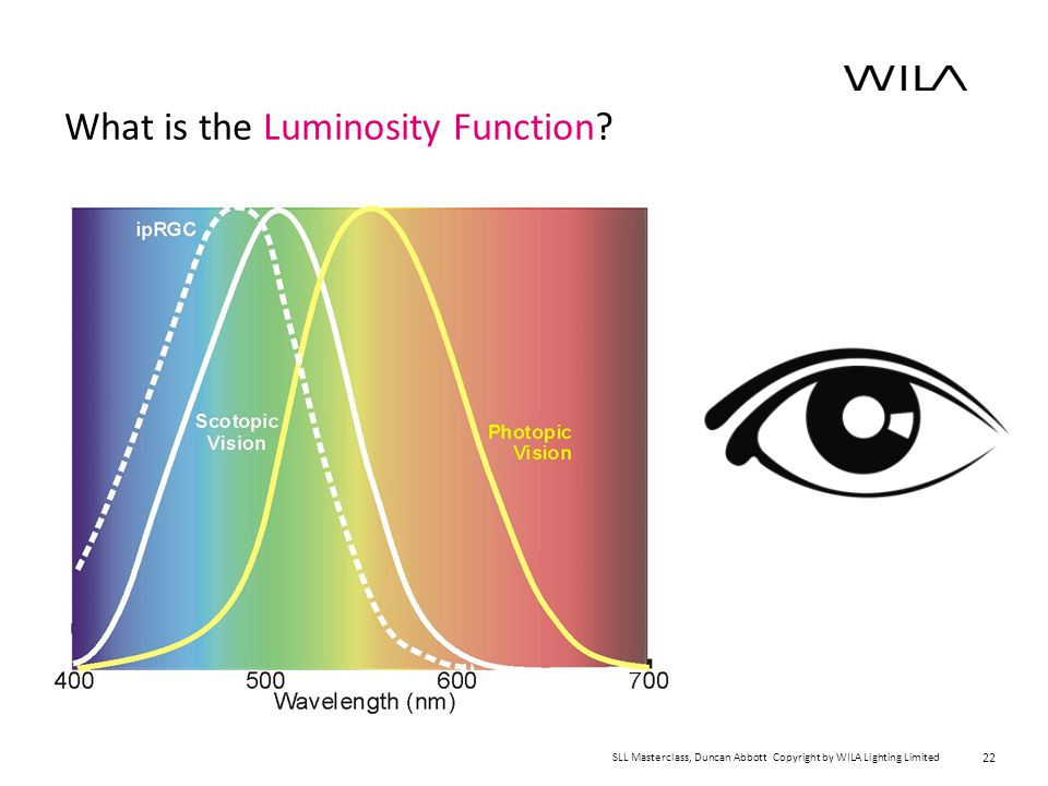 22 What is the Luminosity Function.