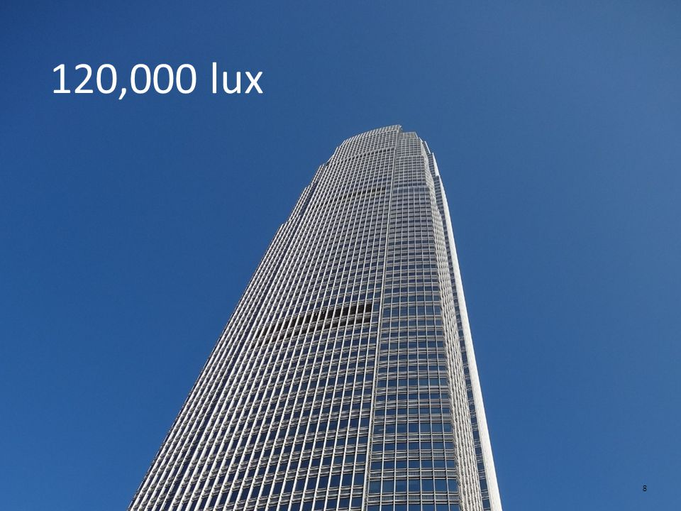 8 120,000 lux