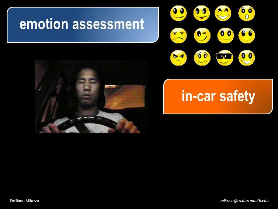 miluzzo@cs.dartmouth.eduEmiliano Miluzzo emotion assessment in-car safety