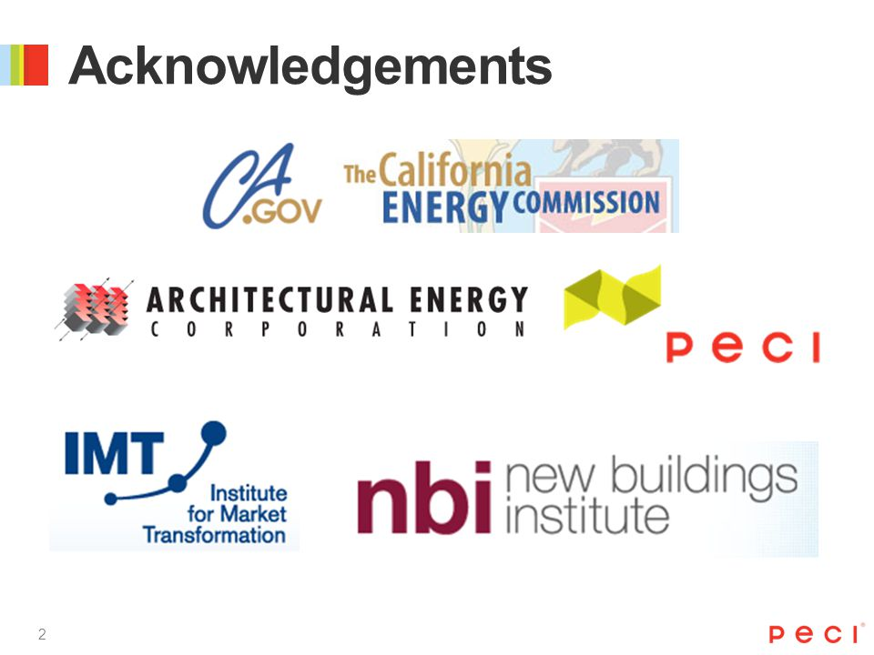 3 3 An Energy Asset Rating… …evaluates the energy efficiency potential of a building