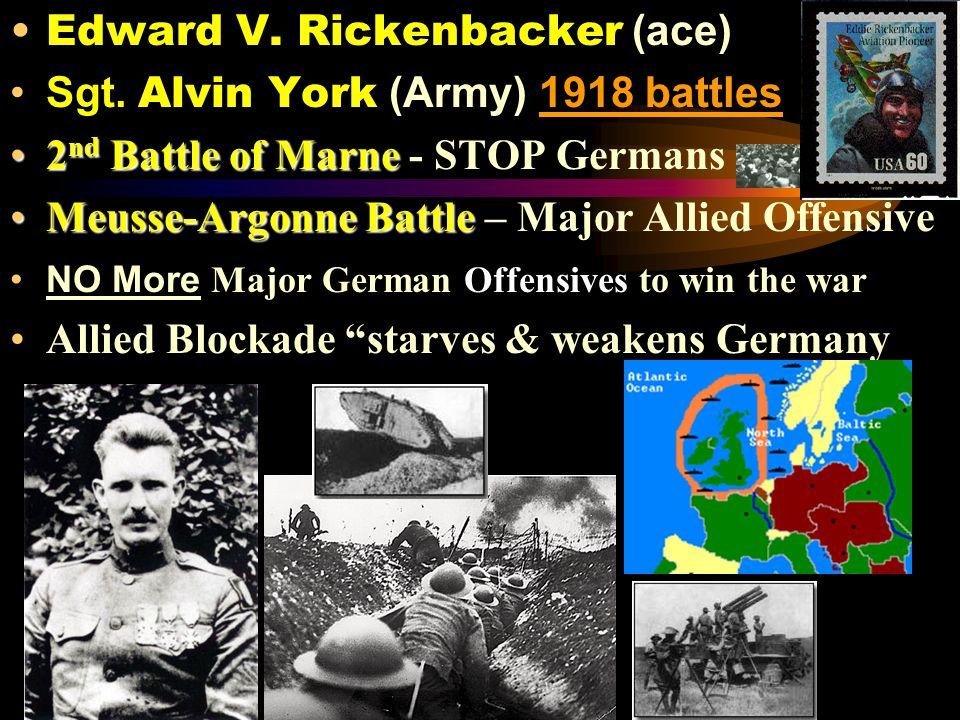 Edward V.Rickenbacker (ace) Sgt.