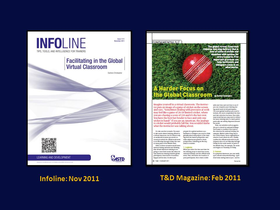 Infoline: Nov 2011 T&D Magazine: Feb 2011