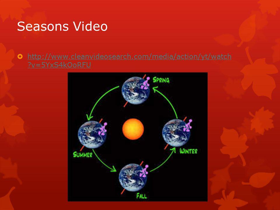 Seasons Video  http://www.cleanvideosearch.com/media/action/yt/watch v=5YxS4kOoRFU http://www.cleanvideosearch.com/media/action/yt/watch v=5YxS4kOoRFU