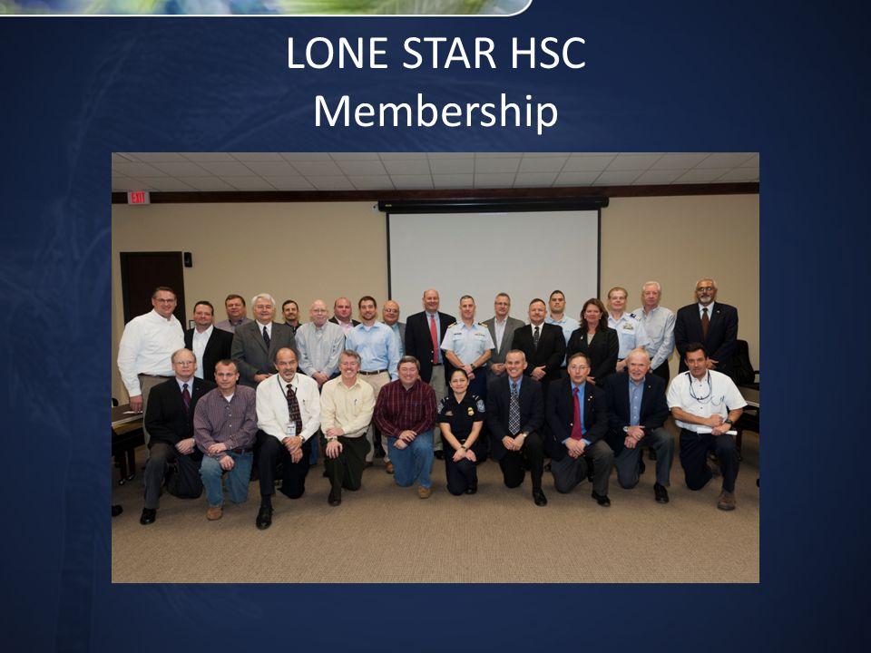 LONE STAR HSC Membership