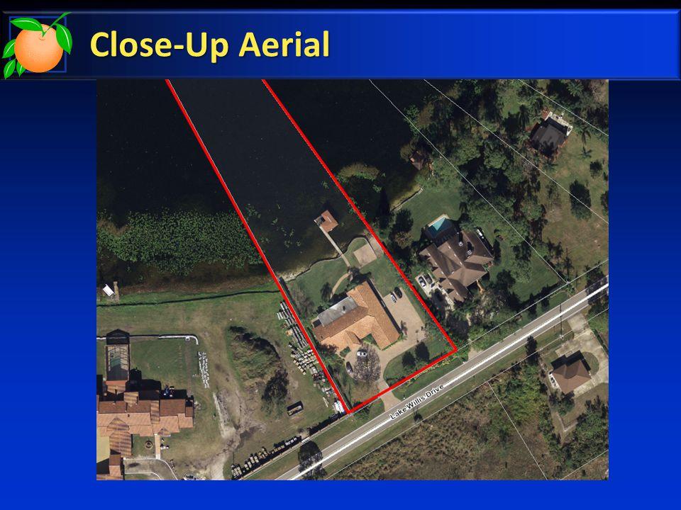 Close-Up Aerial