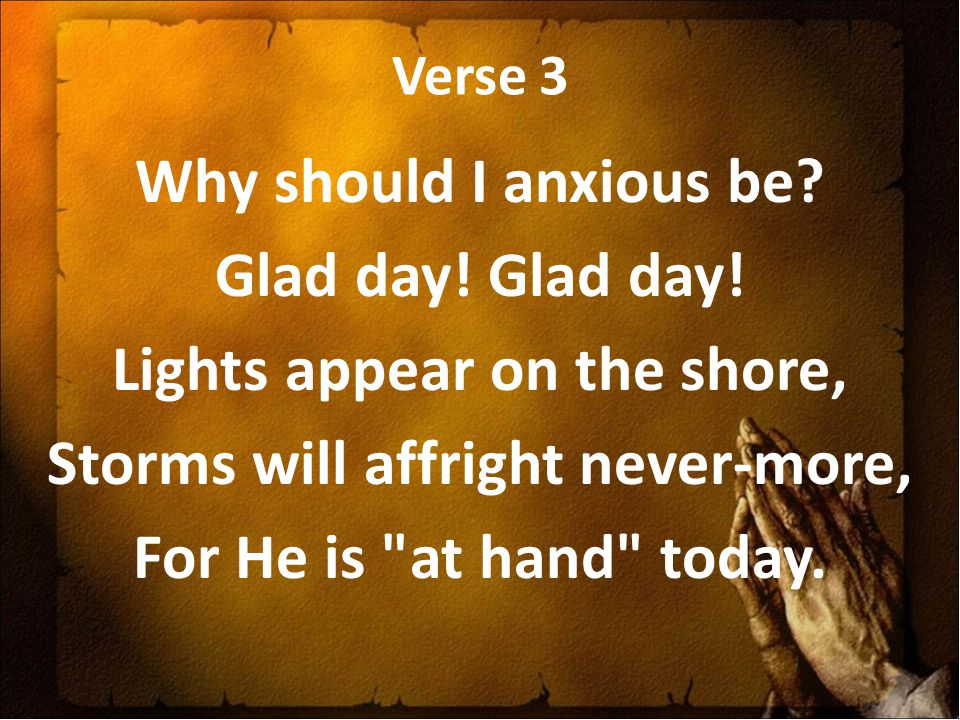 Verse 1 Lord, restore the joy I had I have wandered, bring me back In this darkness, lead me through Until all I see is You