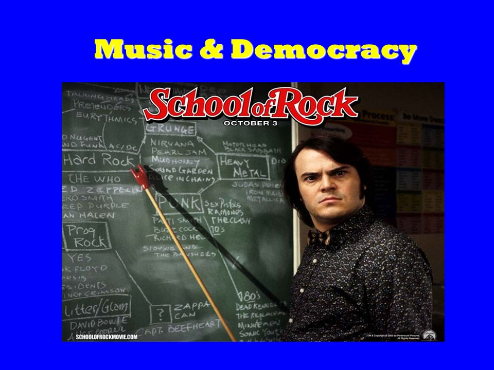Music & Democracy