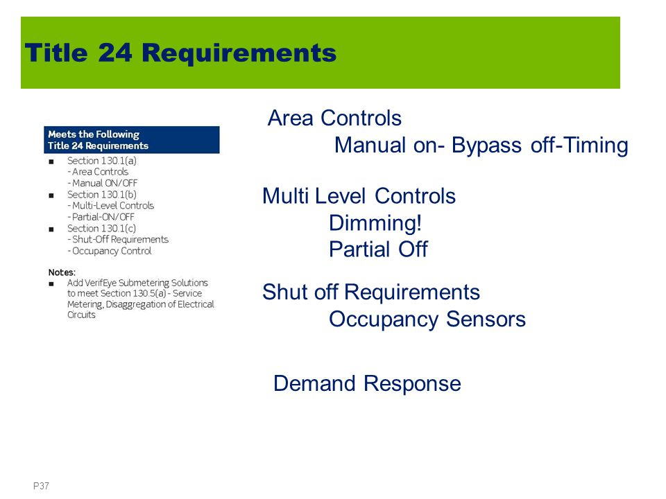 P37 Area Controls Manual on- Bypass off-Timing Multi Level Controls Dimming.