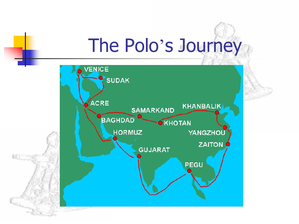 The Polo ' s Journey