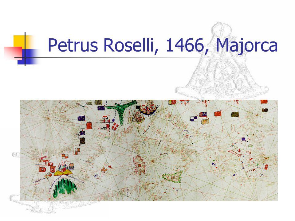 Petrus Roselli, 1466, Majorca