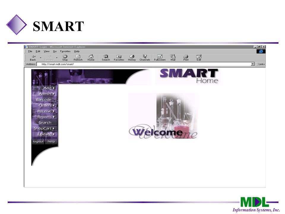 Information Systems, Inc. SMART