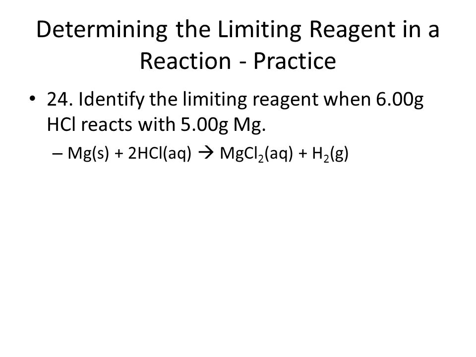 Using a Limiting Reagent to Find the Quantity of a Product What is the maximum number of grams of Cu 2 S that can be formed from: – 2Cu(s) + S(s)  Cu 2 S(s) Step 1: Use moles of limiting reagent to calculate moles of what you are looking for.