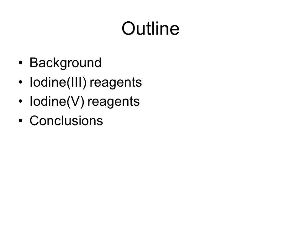 Hypervalent Iodine: An Introduction Zhdankin, V.V.; Stang, P.