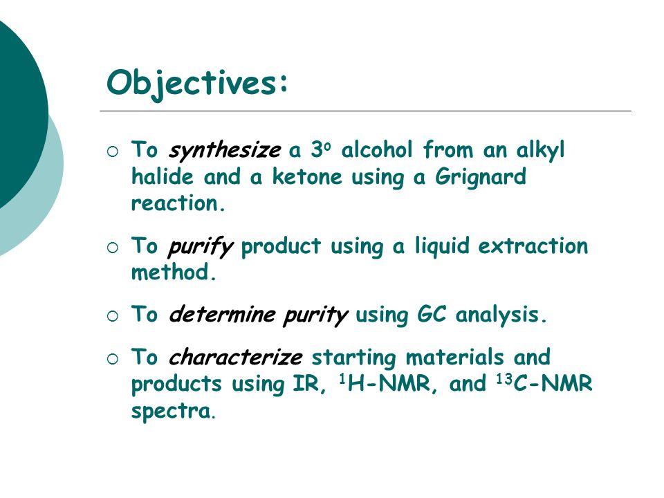 Product Analysis (IR Spectroscopy)