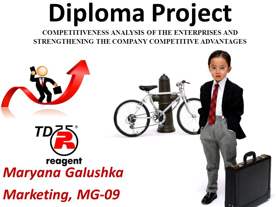 The Purpose of the diploma research is to examine the competitive environment of the enterprise and suggest activities to increase the competitiveness of the company