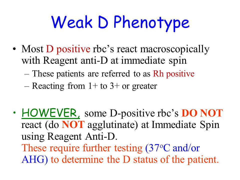 Other Rh Antigens V, VS antigens Page 140 Harmening These little guys I will let you read about.