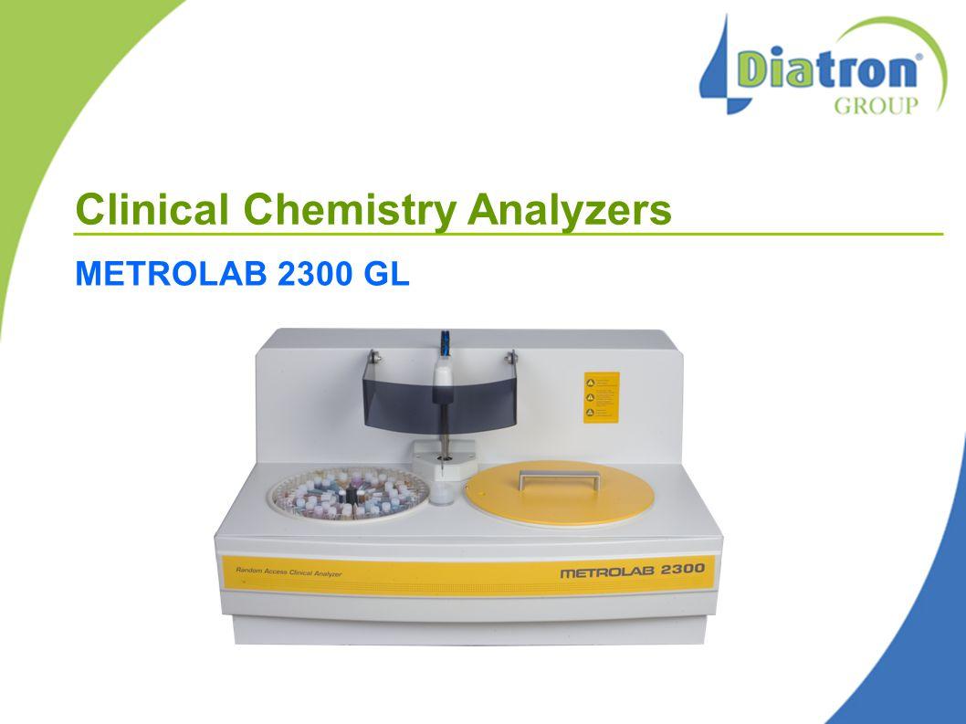 Clinical Chemistry Analyzers METROLAB 2300 GL
