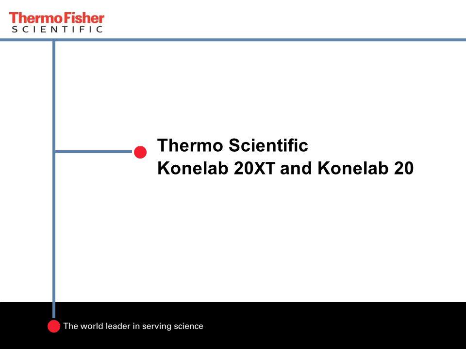 Thermo Scientific Konelab 20 XT and Konelab 20