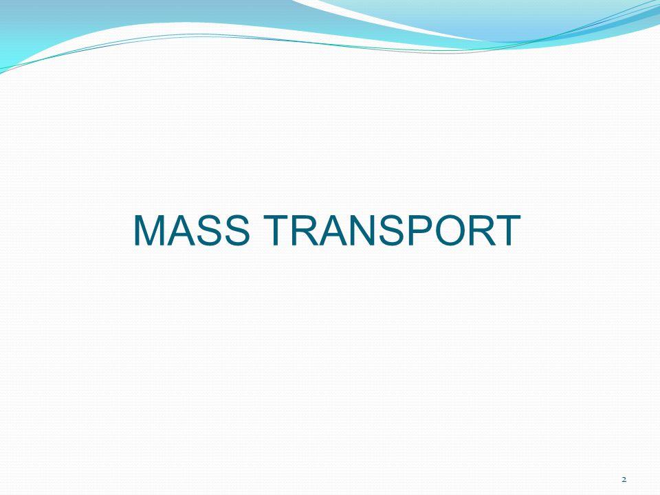 MASS TRANSPORT 2
