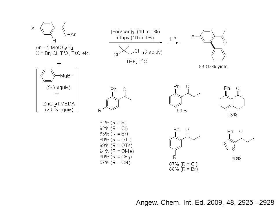 Angew. Chem. Int. Ed. 2009, 48, 2925 –2928