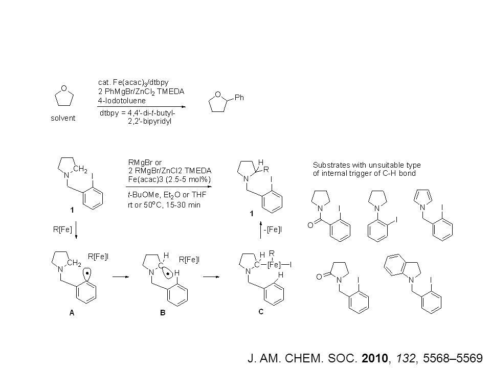 J. AM. CHEM. SOC. 2010, 132, 5568–5569