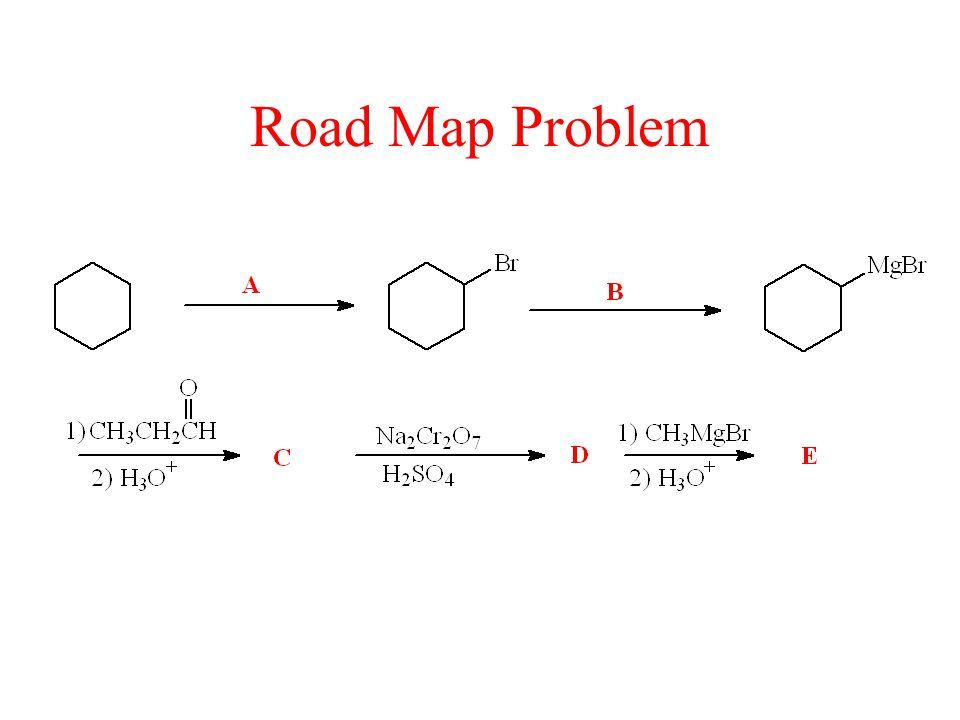 Road Map Problem