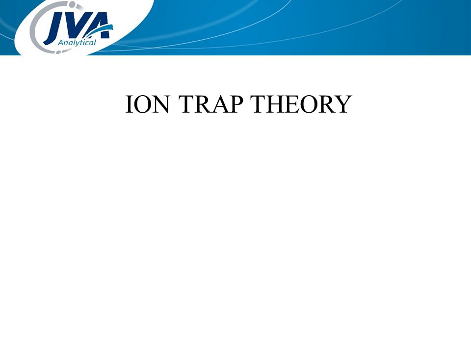ION TRAP THEORY