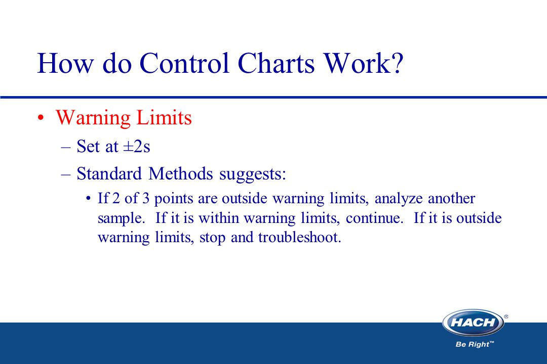 How do Control Charts Work.