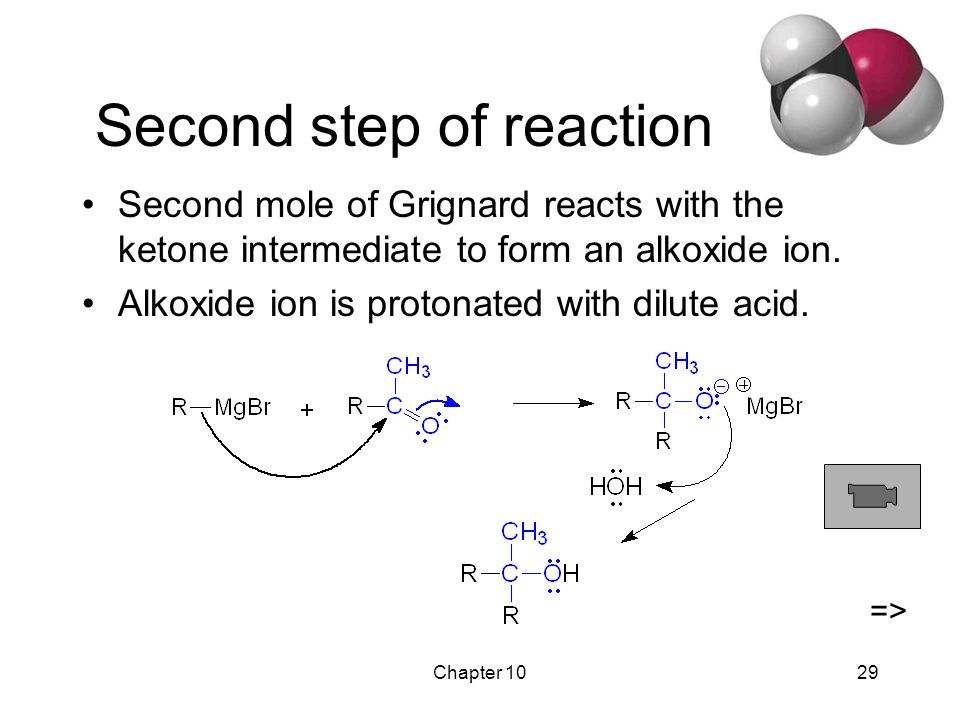 Chapter 1030 How would you synthesize... Using an acid chloride or ester. =>