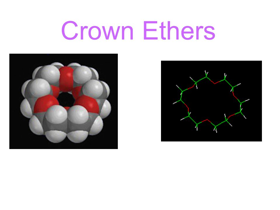 Crown Ethers