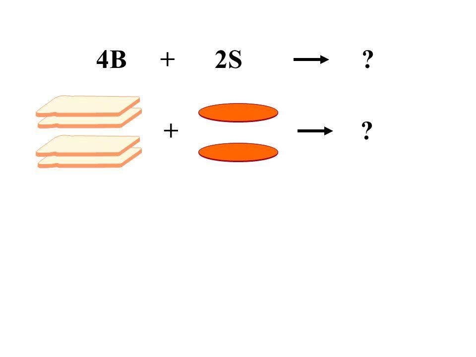 4B + 2S