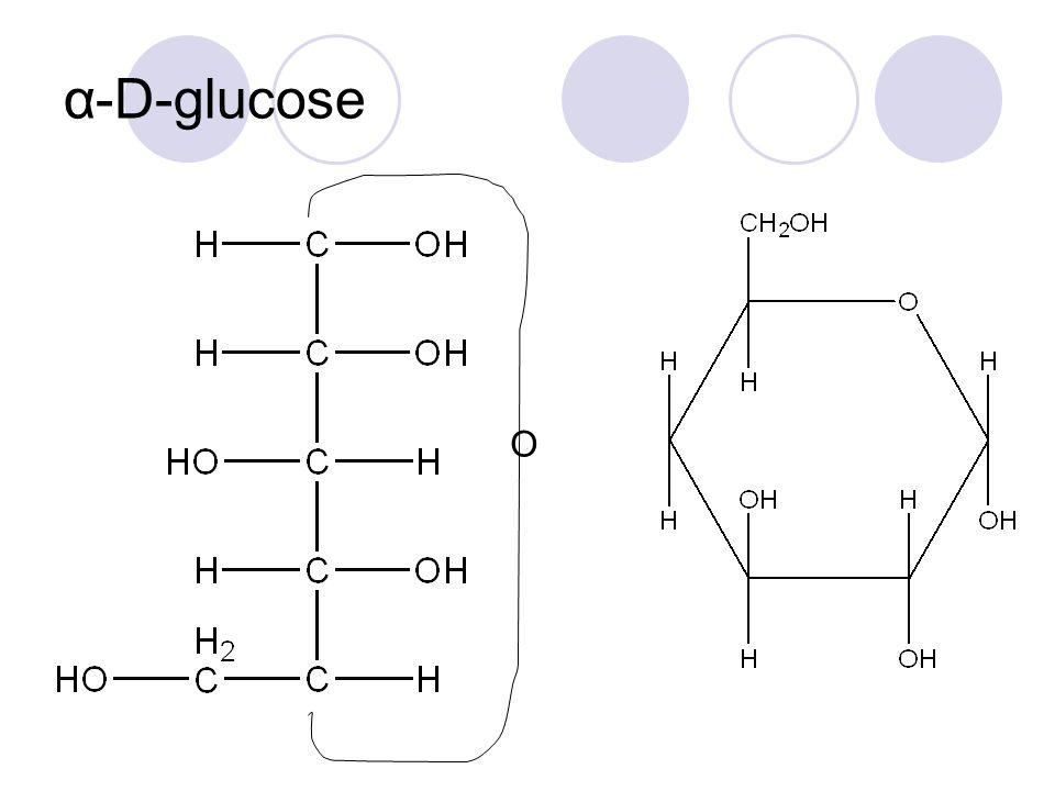 α-D-glucose O