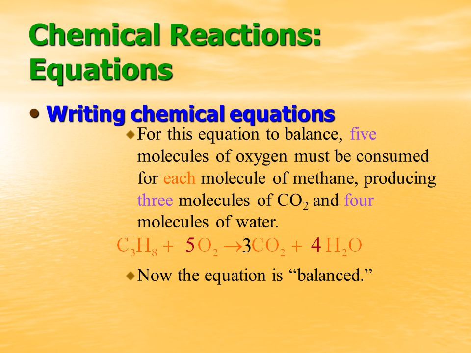 Limiting Reagent Take each reactant in turn and ask how much product would be obtained if each were totally consumed.