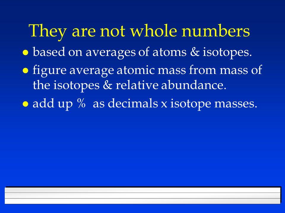 Molecular Formula l Empirical Formula = ClCH 2 l To find molecular formula, compare empirical formula with molar mass: l Molar mass = 98.96 g/mol = 2 Empirical mass 49.48 g/mol Molecular formula = (ClCH 2 ) 2 = Cl 2 C 2 H 4