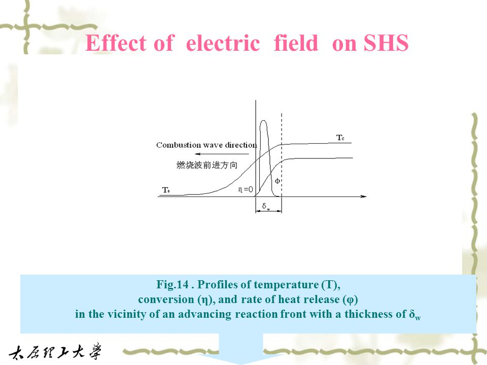 18 Effect of electric field on SHS Fig.14.