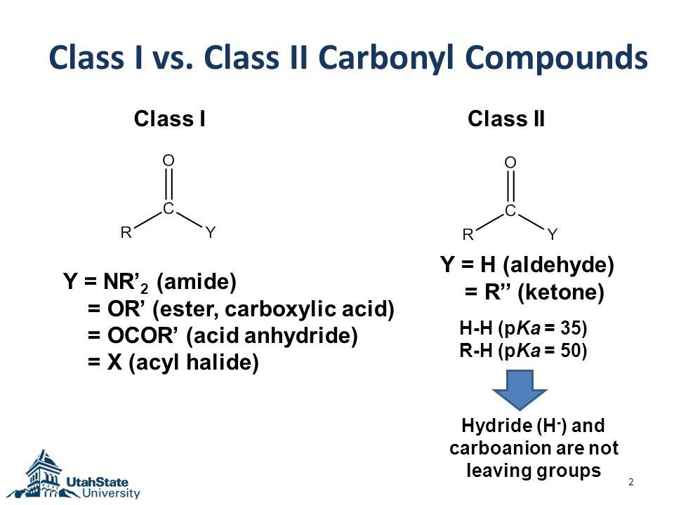 Class I vs.
