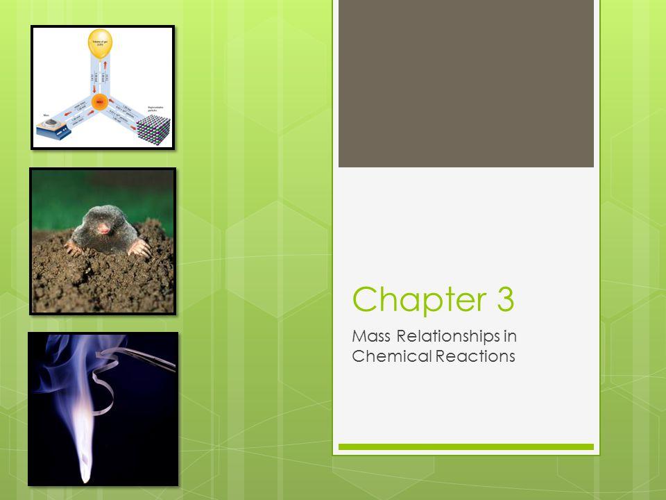 Limiting Reagent Practice Problem – pg. 96