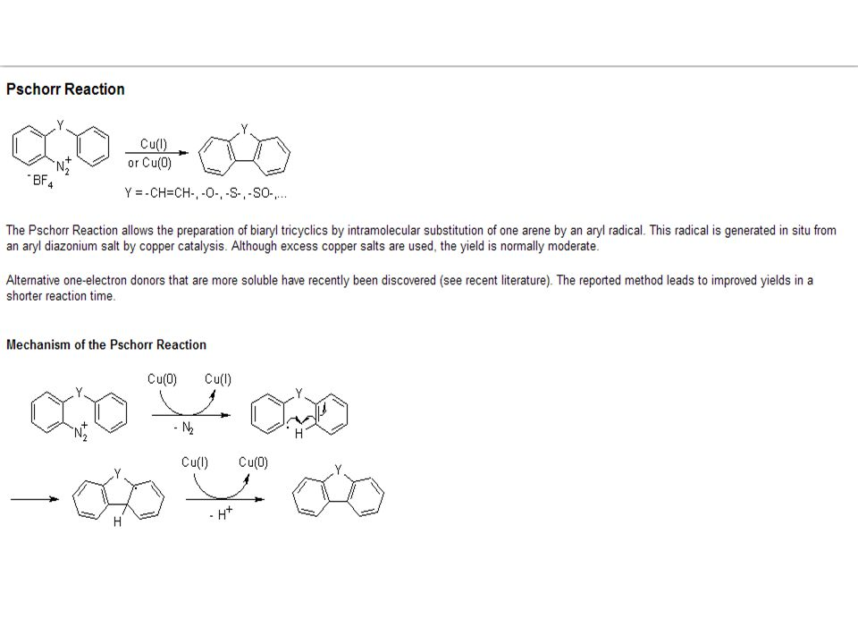 B. Use of Catalytic Amounts of Copper a. Symmetrical Couplings.