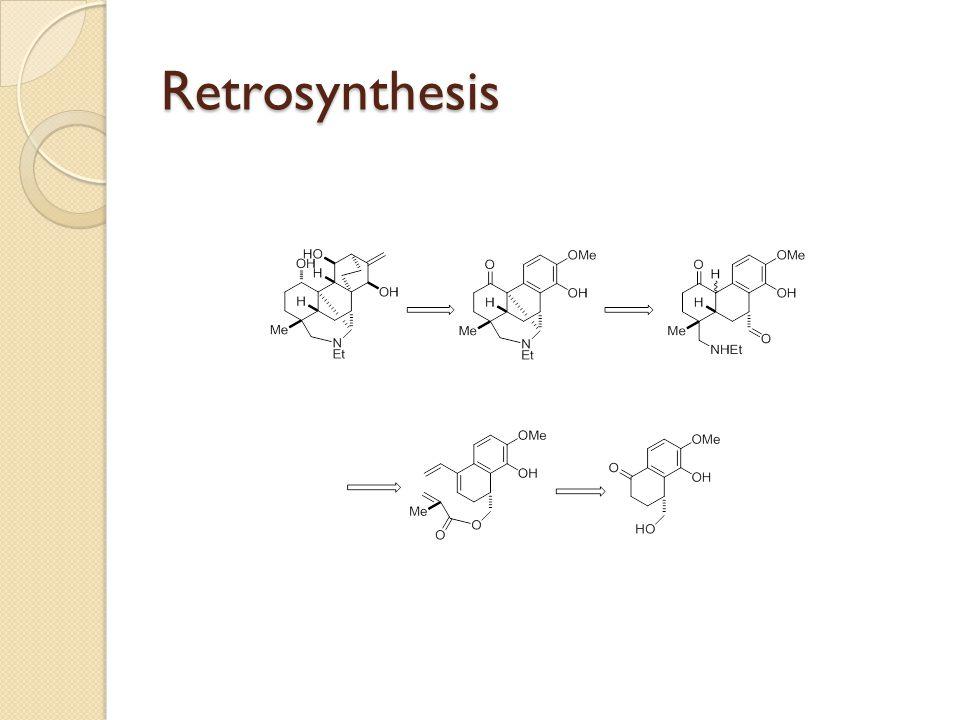 Retrosynthesis