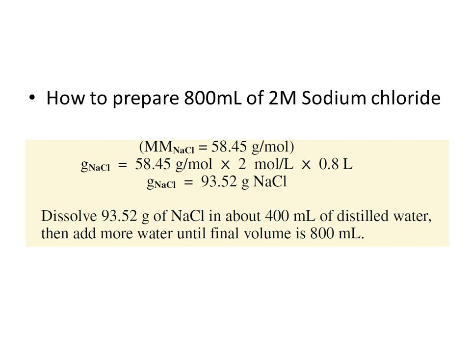 Simple dilution Simple diluttion - A unit volume of liquid material of interest is combine with an appropriate volume of a solvent liquid to archieve the desired concentration Dilution factor – the total number of unit volume in which material will be dissolved Diluted material must be thoroughly mixed to achieve the true dilution 1:10 dilution