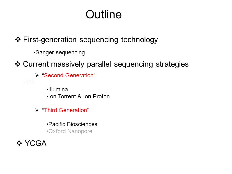 Evolution of genomic technologies  Genetic mapping studies: Discovery of genes for well characterized Mendelian diseases.
