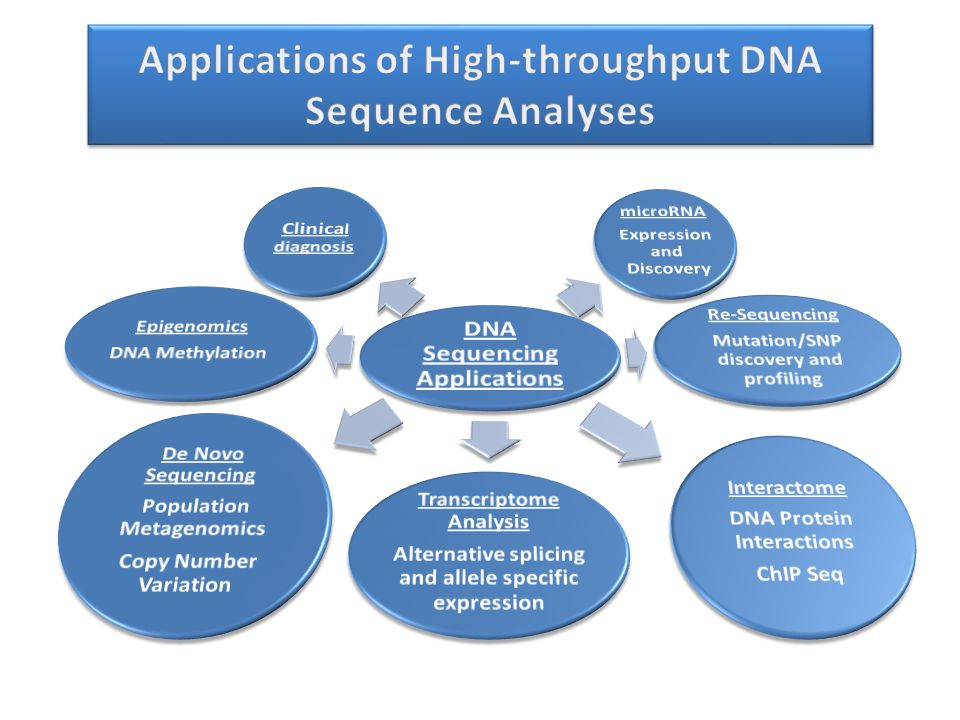 PacBio RS Third generation sequencing