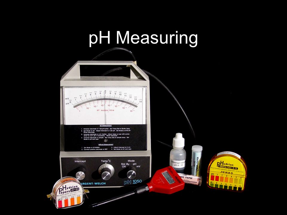 pH Measuring