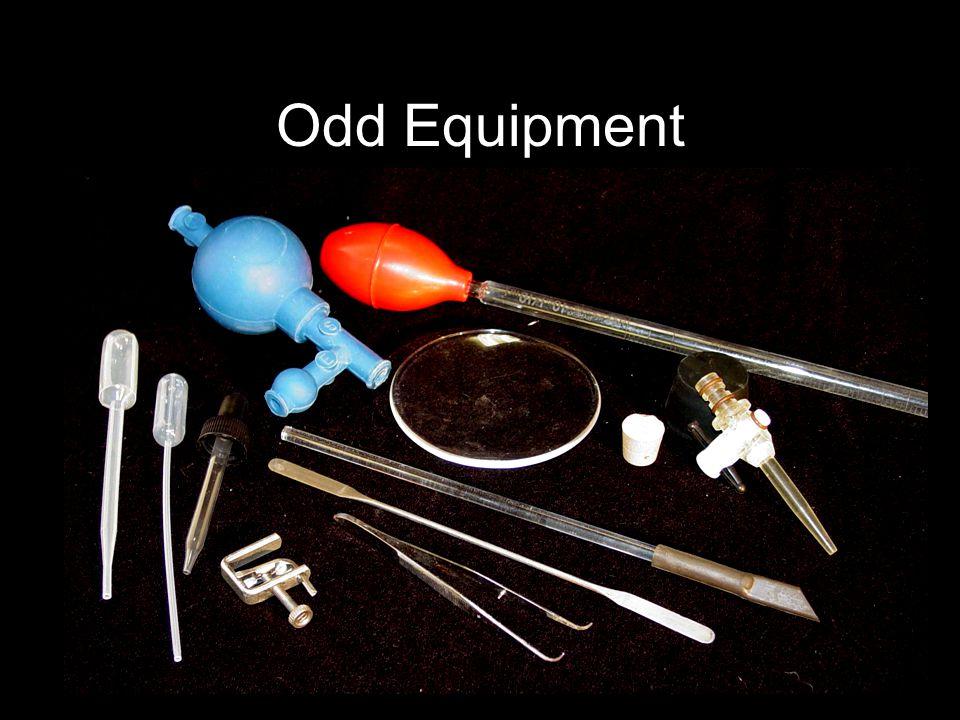 Odd Equipment